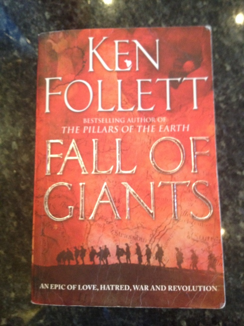 Fall of Giants - Front Cover