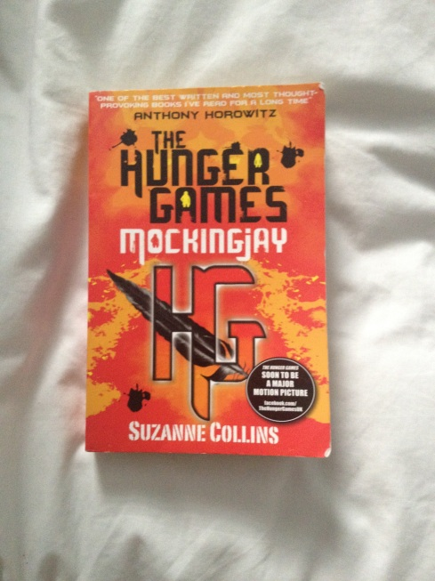Mockingjay - Front Cover