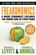 Freakonomics - Front Cover