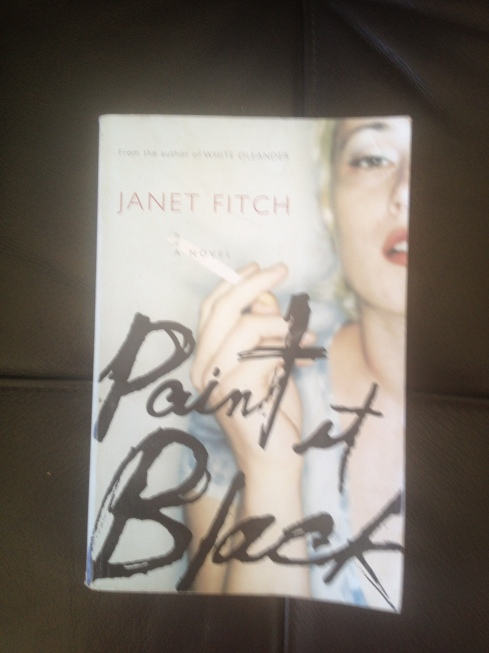 Paint it Black - Janet Fitch